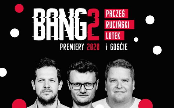 Bang 2 - Premiery 2020 | stand-up