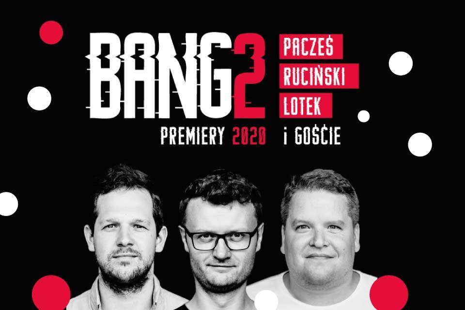 Bang 2 - Premiery 2020 | stand-up