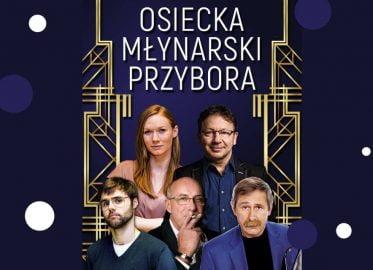 Osiecka, Młynarski, Przybora   koncert
