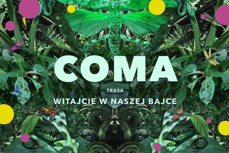 Coma | koncert (Katowice 2019)