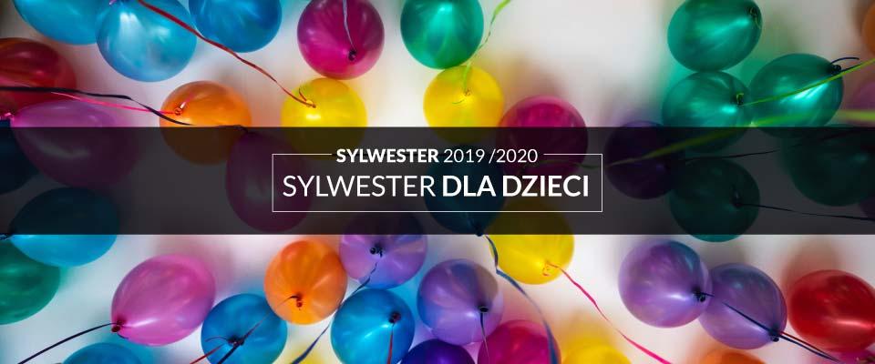 Sylwester w Katowicach dla dzieci