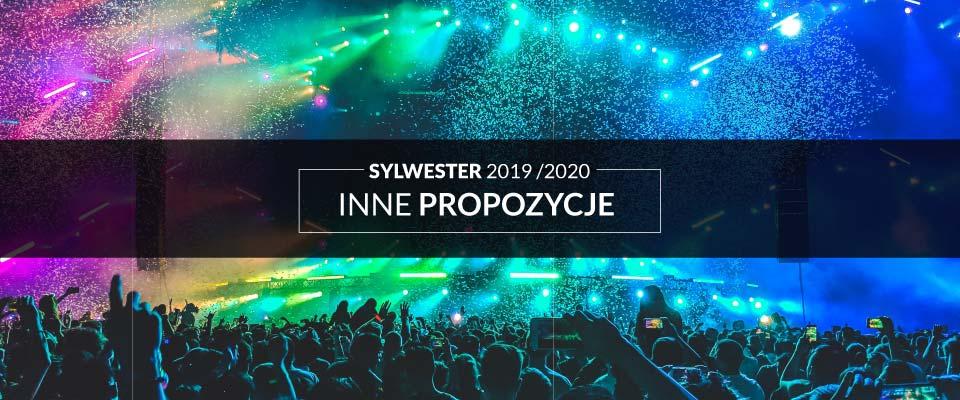 Sylwester w Katowicach - inne propozycje