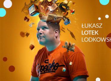 """Łukasz """"Lotek"""" Lodkowski Stand-up"""