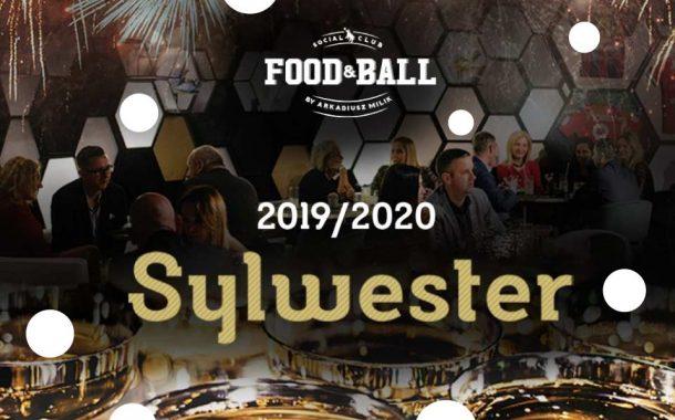 Sylwester w Food&Ball | Sylwester 2019/2020 w Katowicach