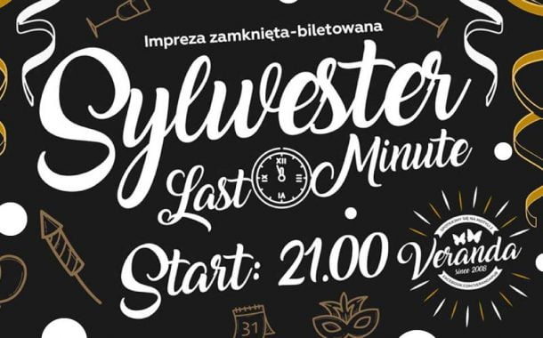 Sylwester w Veranda | Sylwester Katowice 2019/2020