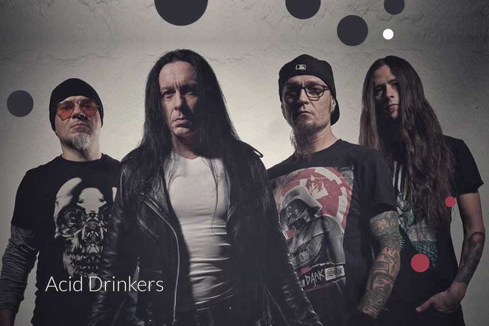 Acid Drinkers | koncert