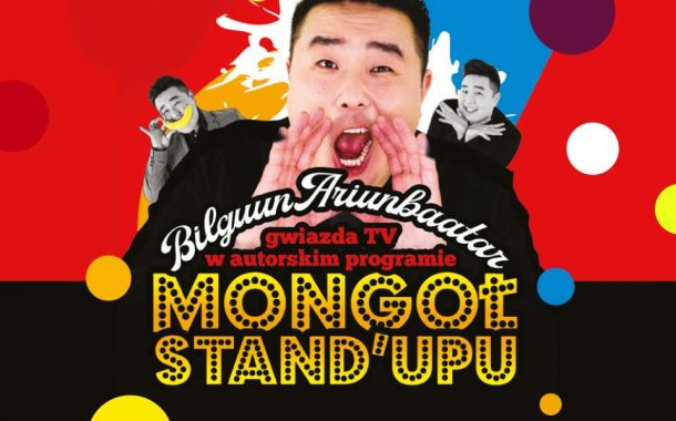 Bilguun Ariunbaatar | stand-up
