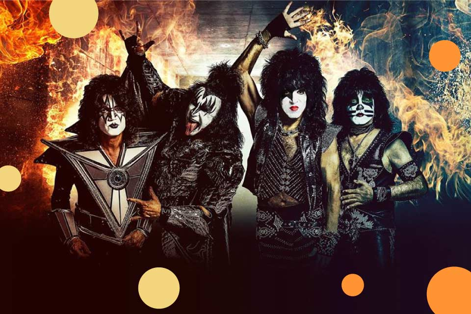 Kiss   koncert