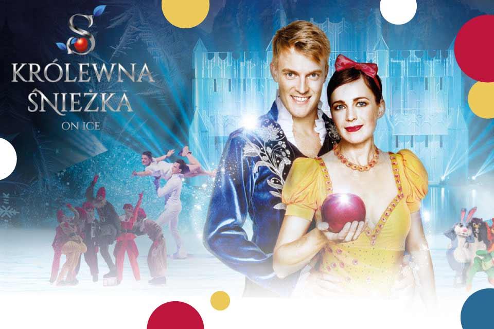 Królewna Śnieżka On Ice | widowisko