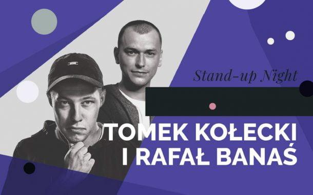 Tomek Kołecki & Damian Skóra | stand-up