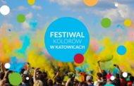 Festiwal Kolorów 2020 w Katowicach - nowy termin