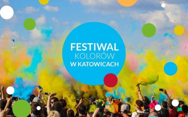 Festiwal Kolorów 2020 w Katowicach