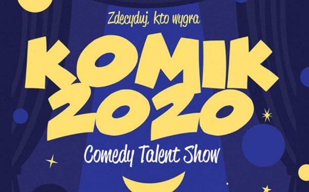 Komik - Comedy Talent Show - Katowice