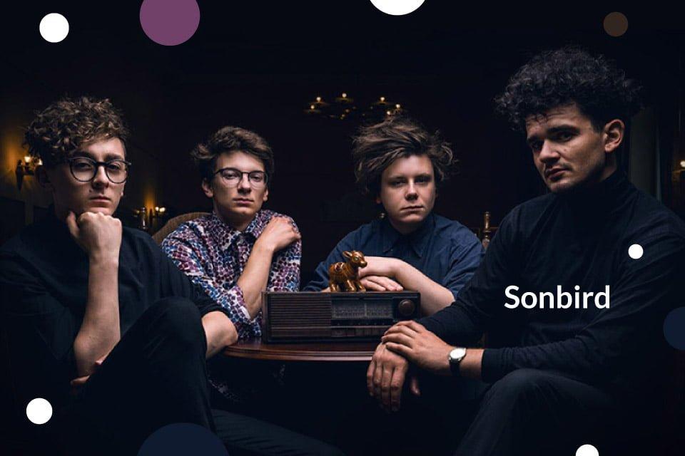 Sonbird   koncert