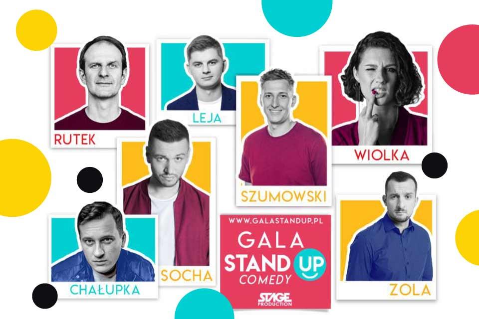 Gala Stand-up Comedy - Katowice