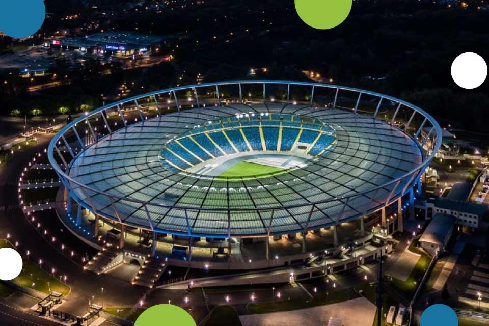 Zwiedzanie Stadionu Śląskiego