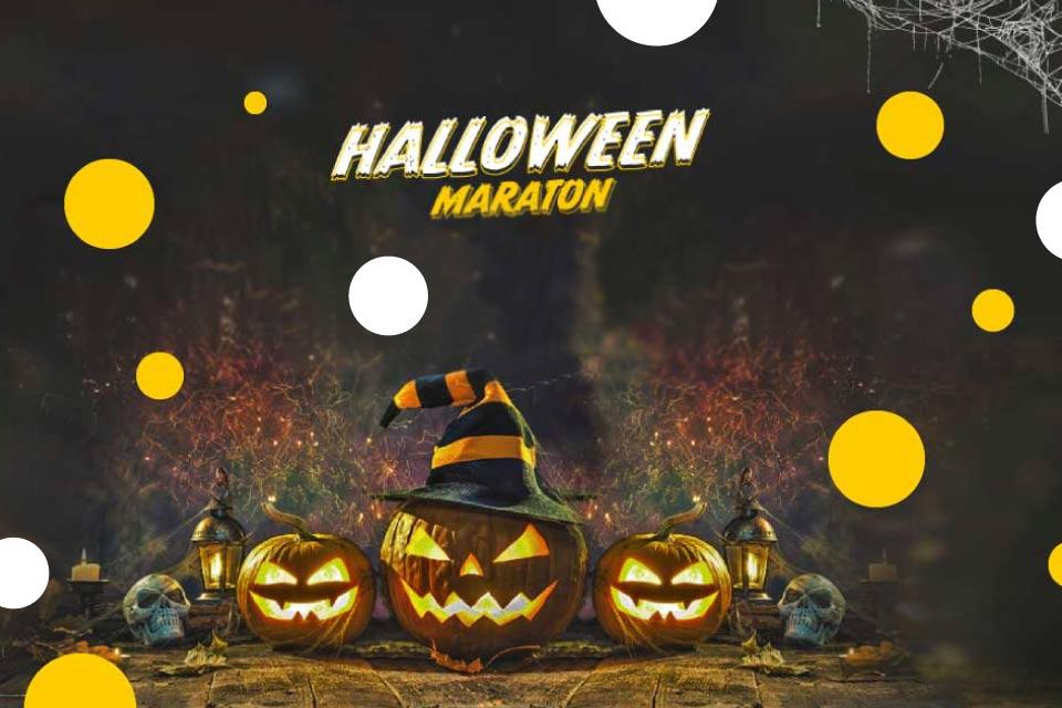 Maraton Halloween