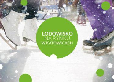 Lodowisko na Rynku w Katowicach