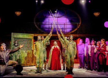 Napój miłosny   opera (Bytom)
