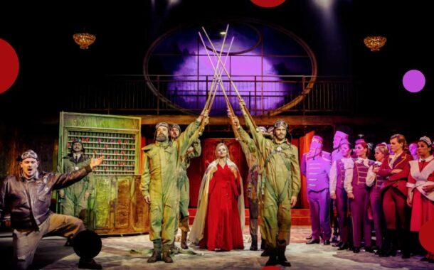 Napój miłosny | opera (Bytom)