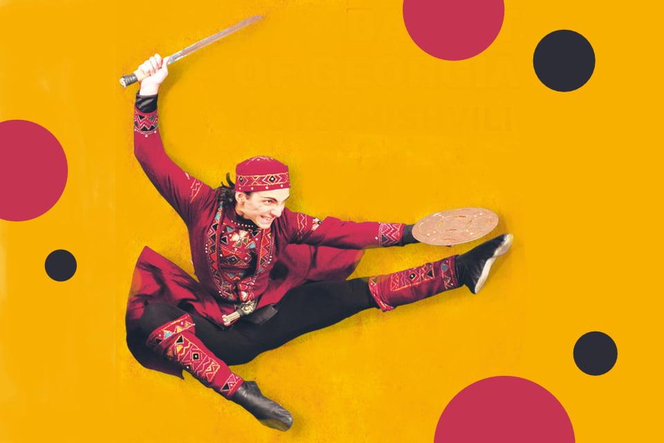 Potkhishvili  - Royal National Ballet Of Georgia - Śląsk
