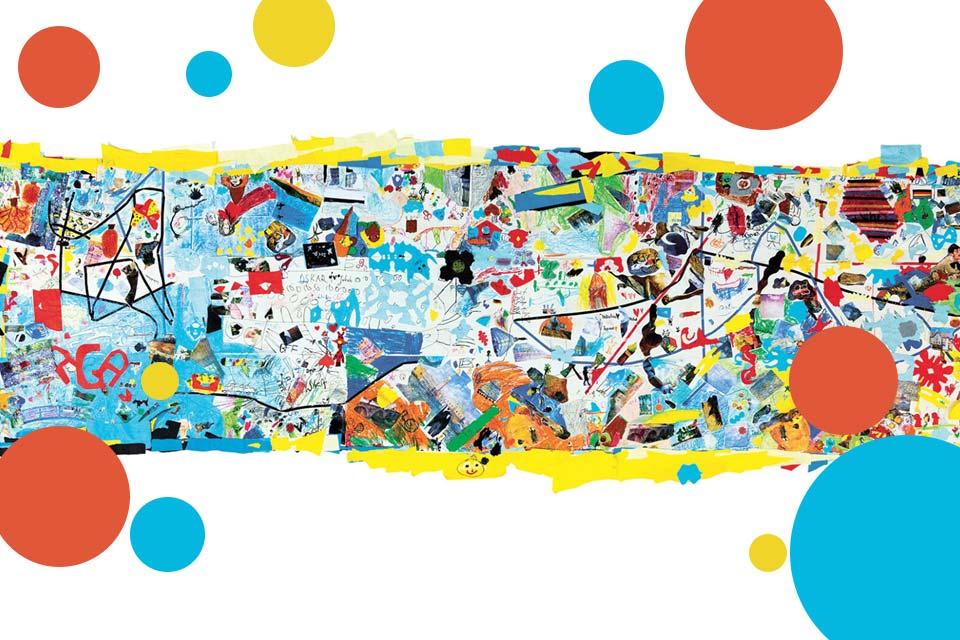 Alfabet sztuki dziecka | wystawa