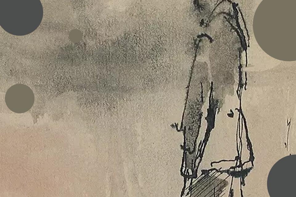 Rysowanie Teatru - Konrad Swinarski | wystawa