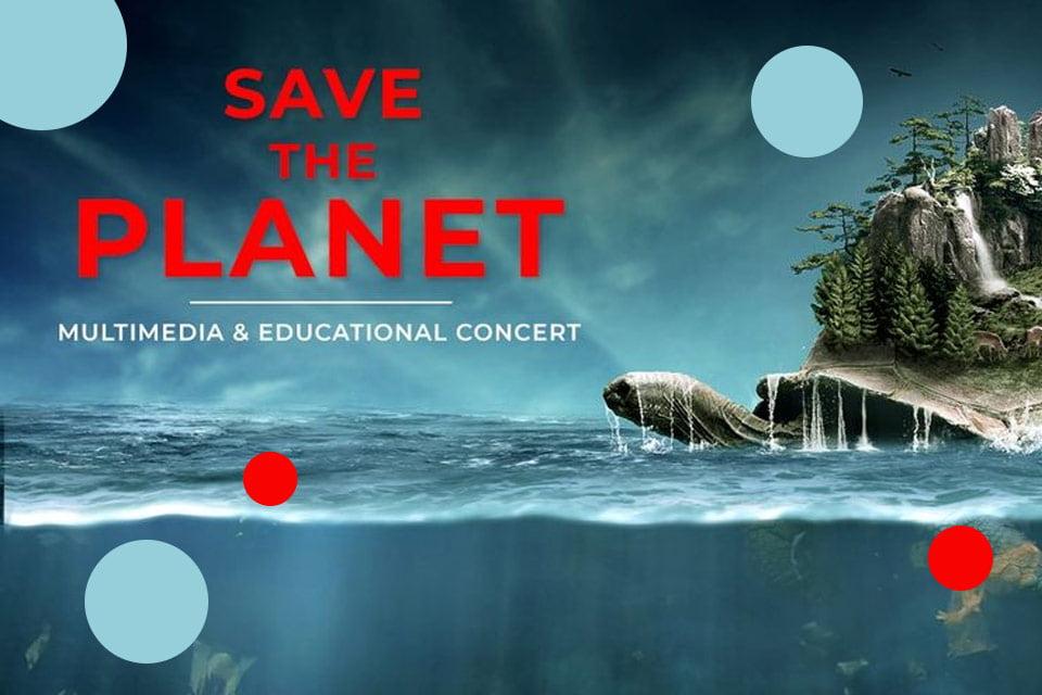 Save the Planet | koncert