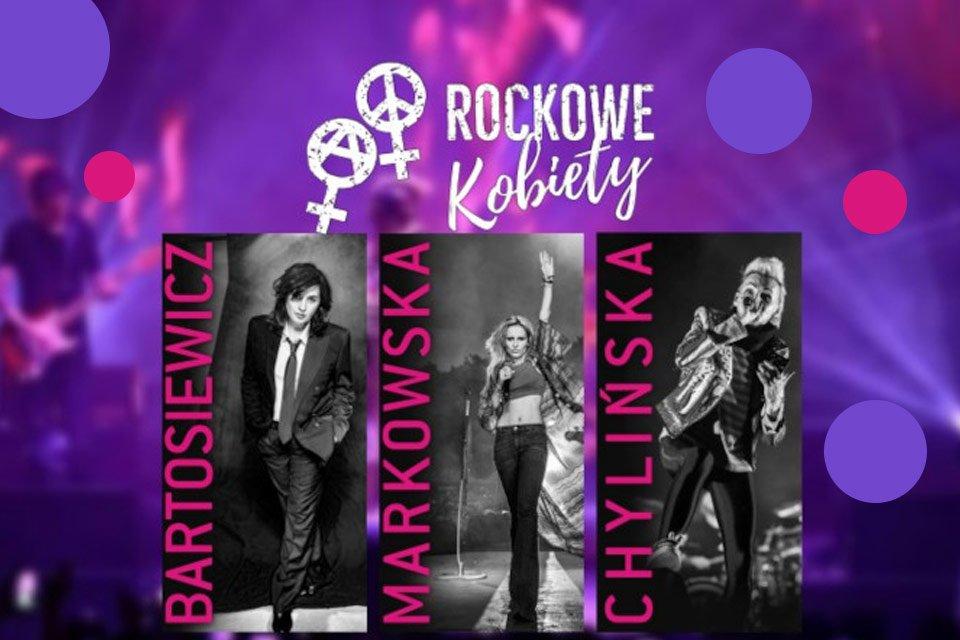 Rockowe Kobiety | koncert